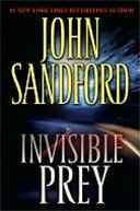 Invisible Prey | Sandford, John | Signed First Edition Book