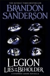 Legion: Lies of the Beholder | Sanderson, Brandon | Signed First Edition UK Book