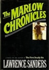 Sanders, Lawrence | Marlow Chronicles, The | Signed First Edition Book