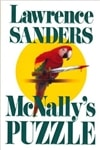 Sanders, Lawrence | McNally's Puzzle | First Edition Book