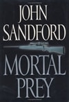 Mortal Prey | Sandford, John | Signed Book Club Edition Book