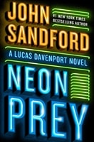 Neon Prey | Sandford, John | Signed First Edition Book