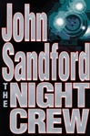 Night Crew, The | Sandford, John | Signed First Edition Book