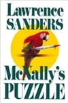 McNally's Puzzle | Sanders, Lawrence | First Edition Book