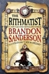 Sanderson, Brandon | Rithmatist, The | Signed First Edition Book