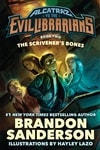The Scrivener's Bones (Alcatraz Book 2) | Sanderson, Brandon | Signed First Edition Book