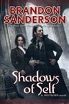 Shadows of Self | Sanderson, Brandon | Signed First Edition Book