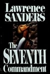 Seventh Commandment, The | Sanders, Lawrence | First Edition Book