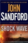 Shock Wave | Sandford, John | Signed First Edition Book