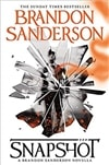 Sanpshot | Sanderson, Brandon | Signed First Edition UK Book