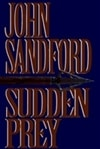Sandford, John - Sudden Prey (Signed First Edition)