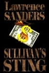 Sullivan's Sting | Sanders, Lawrence | First Edition Book