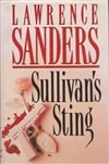 Sanders, Lawrence | Sullivan's Sting | First Edition UK Book