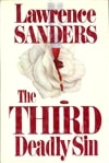 Third Deadly Sin, The | Sanders, Lawrence | First Edition Book
