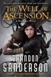 Sanderson, Brandon | Well of Ascension, The | Signed First Edition Trade Paper BookBook