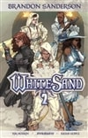White Sand 2   | Sanderson, Brandon | Signed First Edition Book
