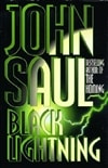 Black Lightning | Saul, John | Signed First Edition Book