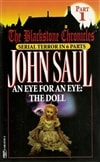 Saul, John | Blackstone Chronicles, The | Signed 1st Edition Mass Market Paperback Books (Serial Novel in Six Parts)