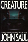 Creature | Saul, John | First Edition Book