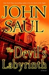 Devil's Labyrinth | Saul, John | First Edition Book