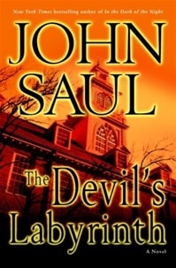 Devil's Labyrinth | Saul, John | Signed First Edition Book