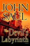 Saul, John | Devil's Labyrinth | Signed First Edition Book