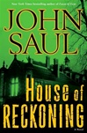 Saul, John - House of Reckoning (Signed First Edition)