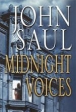 Midnight Voices | Saul, John | Signed First Edition Book