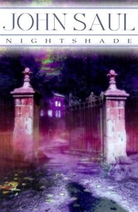 Nightshade | Saul, John | Signed First Edition Book
