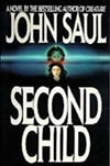 Saul, John | Second Child | Signed First Edition Book