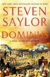 Saylor, Steven | Dominus | Signed First Edition Book