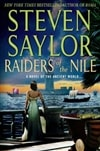 Raiders of the Nile | Saylor, Steven | Signed First Edition Book