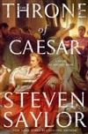 Throne of Caesar | Saylor, Steven | Signed First Edition Book