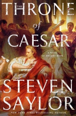 The Throne of Caeser by Steven Saylor
