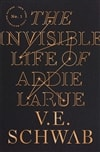 Schwab, V.E. | Invisible Life of Addie LaRue, The | Signed First Edition Book