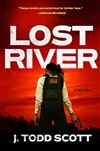 Scott, J. Todd | Lost River | Signed First Edition Book