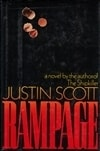 Rampage | Scott, Justin | Signed First Edition Book