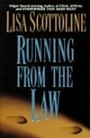 Scottoline, Lisa | Running From the Law | Signed First Edition Book