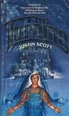 The Turning by Justin Scott | Signed First Mass Market Paperback