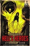 Shan, Darren - Hell's Heroes: Demonata Series #10 (Signed First Edition)