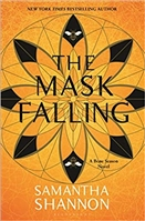 Mask Falling, The | Shannon, Samantha | Signed First Edition Book