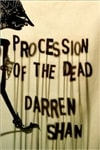 Procession of the Dead | Shan, Darren | Signed First Edition Book
