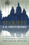 Bequest | Shevchenko, A.K. | Signed First Edition UK Book