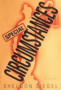 Special Circumstances | Siegel, Sheldon | Signed First Edition Book