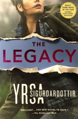 The Legacy by Yrsa Sigurdardottir