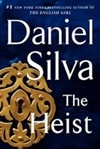Silva, Daniel | Heist, The | Signed First Edition Book