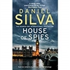 House of Spies by Daniel Silva | Signed First Edition UK Book