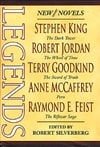 Legends | Silverberg, Robert (editor) | First Edition Book