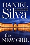 Silva, Daniel | New Girl, The | Signed First Edition Copy