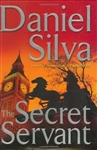 Secret Servant | Silva, Daniel | Signed First Edition Book